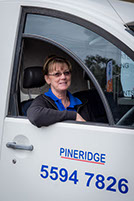 Courtesy Cars - Pine Ridge Mechanical always friendly service at great prices.  Qualified mechanics and friendly staff.